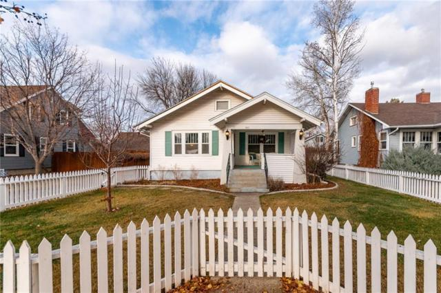 439 Clark Avenue, Billings, MT 59101 (MLS #291512) :: Realty Billings