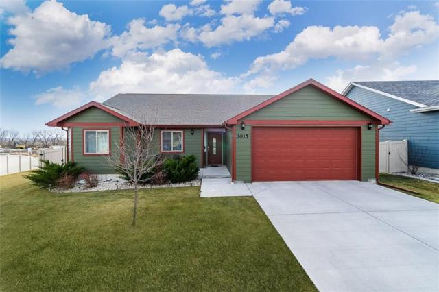 3015 Golden Acres Drive, Billings, MT 59106 (MLS #291591) :: Realty Billings
