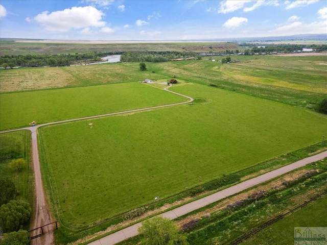 Lot 3 Big Horn Meadow Sub, Fort Smith, MT 59034 (MLS #291605) :: Search Billings Real Estate Group