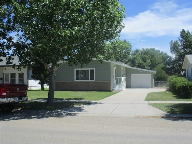 819 N Crawford Avenue, Hardin, MT 59034 (MLS #292330) :: The Ashley Delp Team