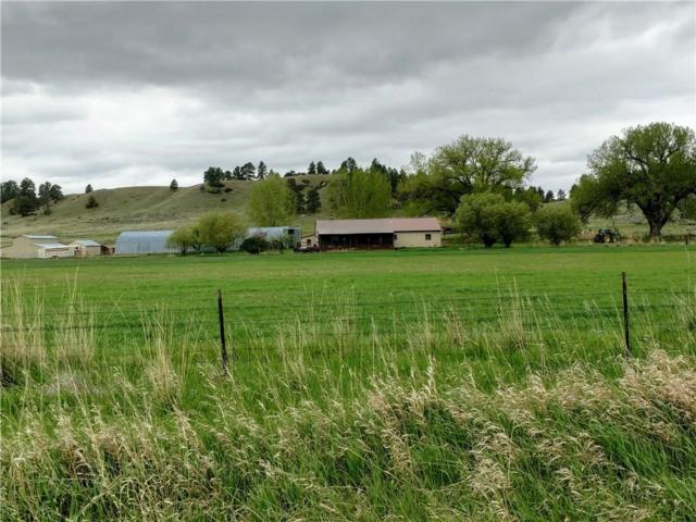 4288 Big Horn Valley Rd, Custer, MT 59024 (MLS #292470) :: The Ashley Delp Team