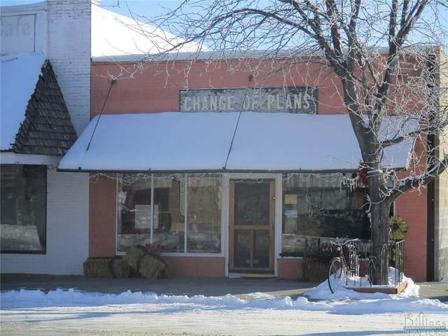 303 N Center Avenue, Hardin, MT 59034 (MLS #292492) :: Search Billings Real Estate Group