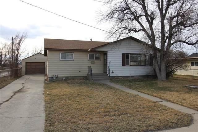 12 S Miles Avenue, Hardin, MT 59034 (MLS #292709) :: Search Billings Real Estate Group