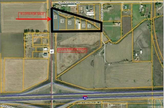 xx Kokomo Road, Hardin, MT 59034 (MLS #292887) :: Search Billings Real Estate Group