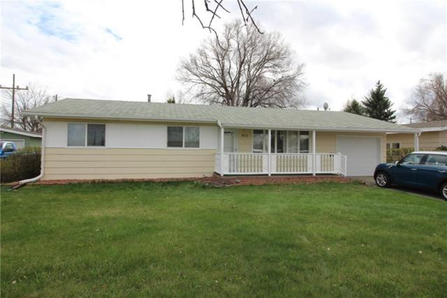 815 N Crawford Avenue, Hardin, MT 59034 (MLS #292892) :: MK Realty