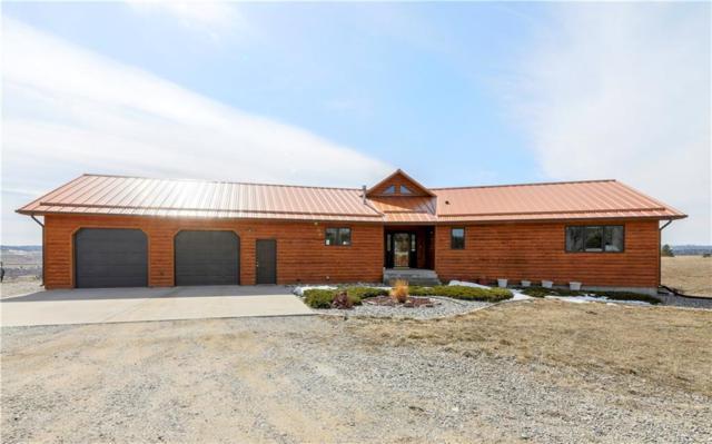 28 Ponderosa Ridge Road, Columbus, MT 59019 (MLS #293041) :: Search Billings Real Estate Group