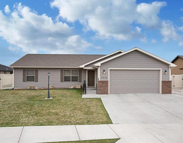 5312 Frontier Drive, Billings, MT 59101 (MLS #294328) :: Search Billings Real Estate Group