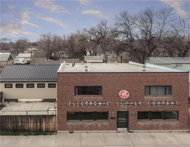 250 11th Street W, Billings, MT 59102 (MLS #294527) :: Realty Billings