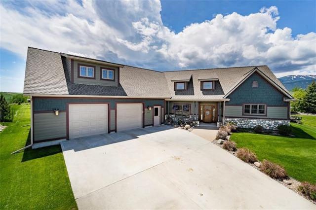 813 Bigfoot Circle, Red Lodge, MT 59068 (MLS #294684) :: The Ashley Delp Team