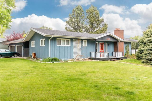 817 Governors Boulevard, Billings, MT 59105 (MLS #297304) :: The Ashley Delp Team
