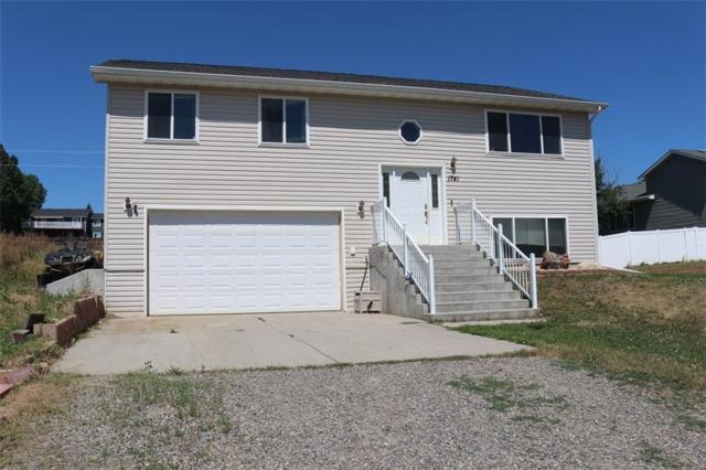 1741 Rosecrans Drive, Billings, MT 59105 (MLS #297774) :: Realty Billings