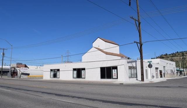 1105 & 1111 1st Avenue North, Billings, MT 59101 (MLS #297939) :: Realty Billings