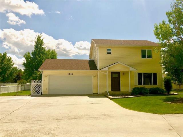 1446 Cottonwood Boulevard, Billings, MT 59105 (MLS #297954) :: Realty Billings