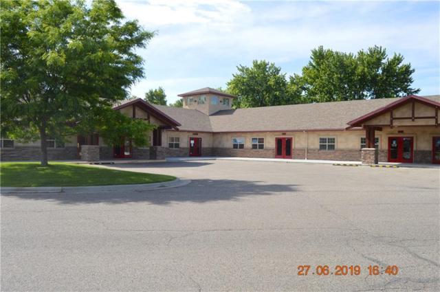 513 Hilltop Road Unit 5, Billings, MT 59105 (MLS #298200) :: Realty Billings