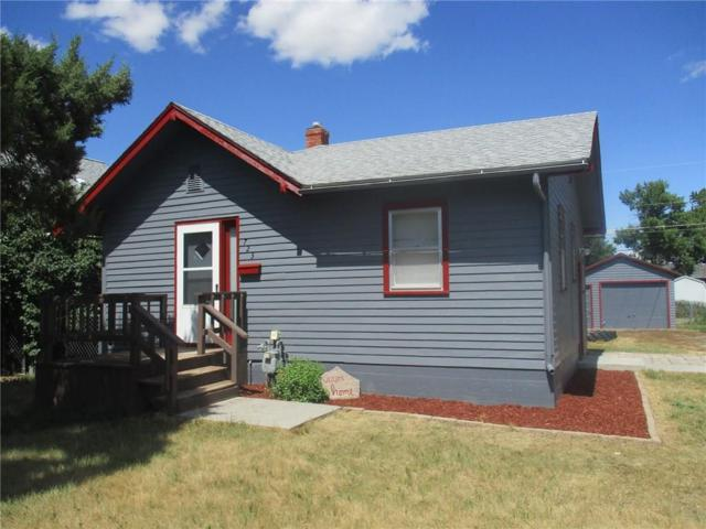 723 S 2nd Street, Hardin, MT 59034 (MLS #299726) :: The Ashley Delp Team