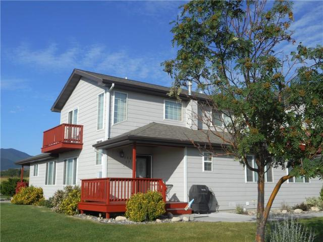 740 Lower Continental, Red Lodge, MT 59068 (MLS #300089) :: Realty Billings