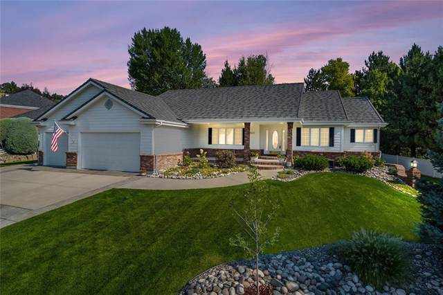 2935 Gregory Drive W, Billings, MT 59102 (MLS #300668) :: Realty Billings