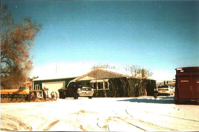4805 Big Horn Valley Road, Custer, MT 59024 (MLS #301002) :: MK Realty
