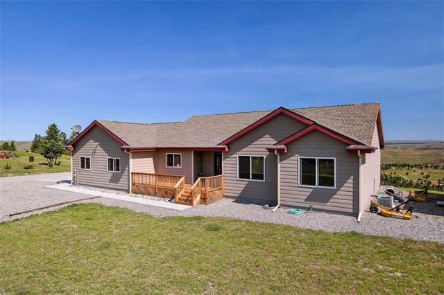 79 Lewis Trail, Columbus, MT 59019 (MLS #301022) :: Search Billings Real Estate Group