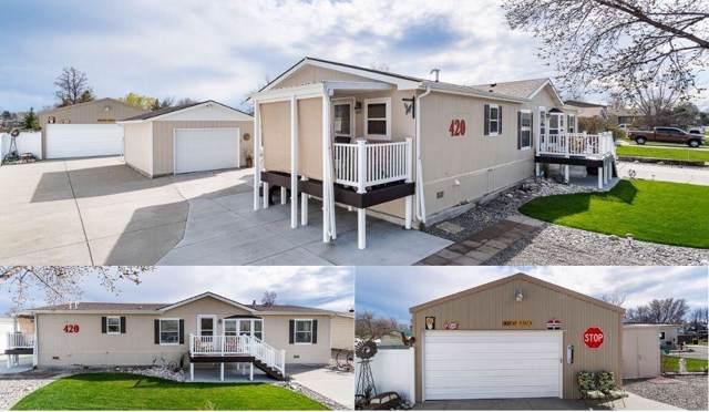 420 Sharron Lane, Billings, MT 59105 (MLS #301084) :: MK Realty