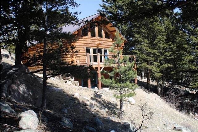 5 Forest Trail, Nye, MT 59061 (MLS #301178) :: MK Realty