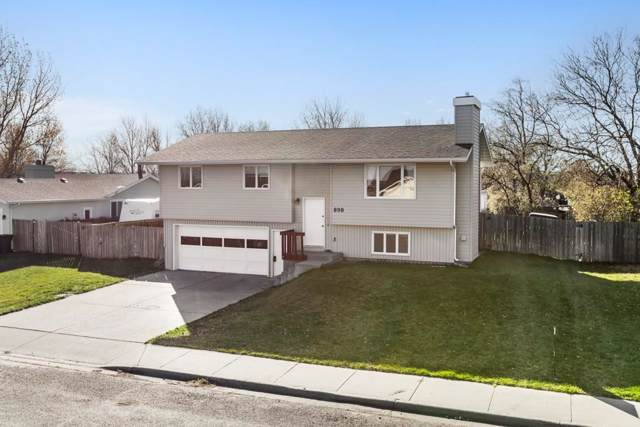 890 Constitution Avenue, Billings, MT 59105 (MLS #301275) :: The Ashley Delp Team