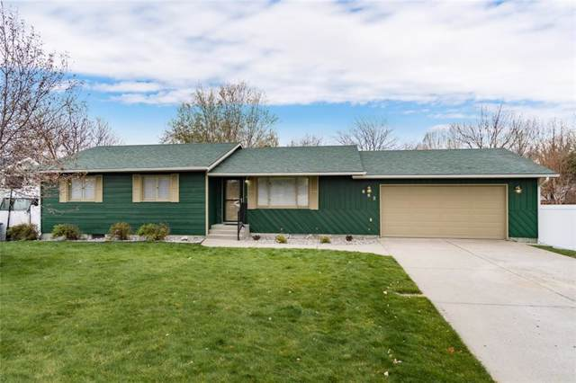 662 Constitution, Billings, MT 59105 (MLS #301291) :: The Ashley Delp Team