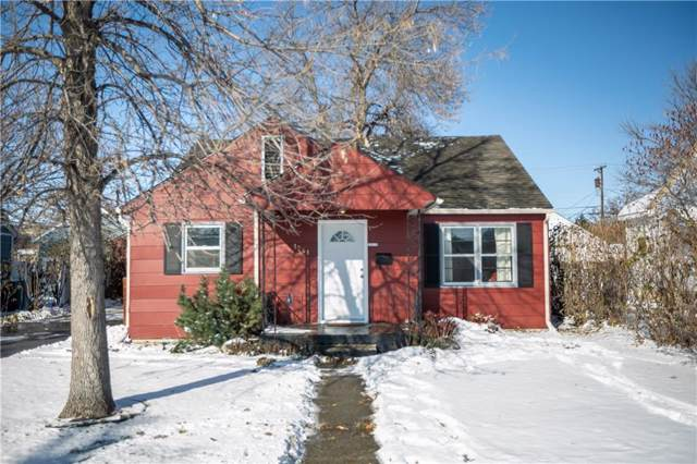 1241 Avenue C, Billings, MT 59102 (MLS #301453) :: Realty Billings