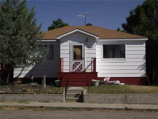 505 First St Se, Harlowton, MT 59036 (MLS #301521) :: Search Billings Real Estate Group