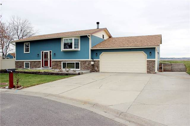 1013 Cottonwood Boulevard, Billings, MT 59105 (MLS #301557) :: Realty Billings