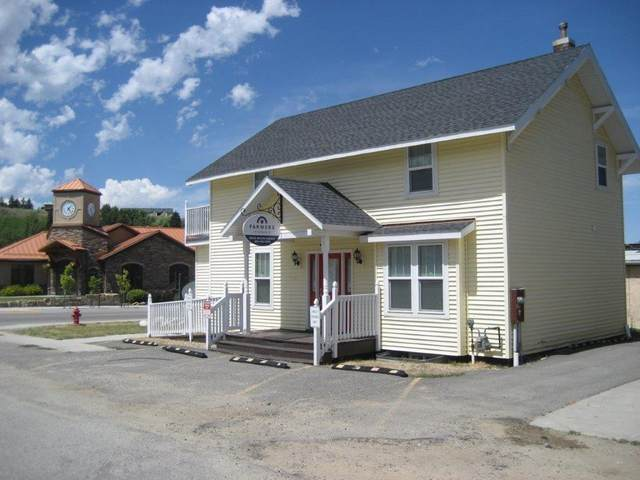 404 Broadway Ave North, Red Lodge, MT 59068 (MLS #302276) :: MK Realty