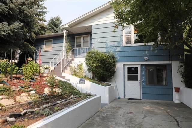 1233 Howard Avenue, Billings, MT 59102 (MLS #302291) :: MK Realty