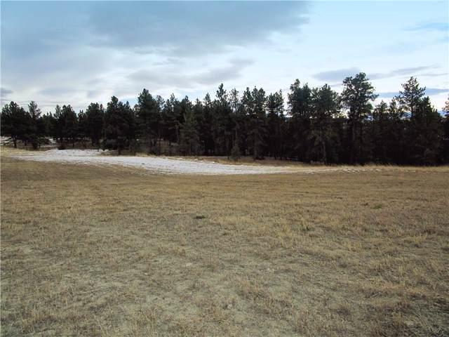 Lot 18 Whispering Pines Subd, Columbus, MT 59019 (MLS #302392) :: MK Realty