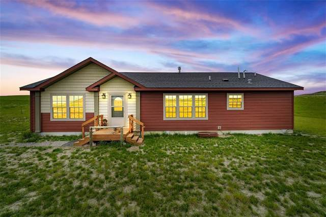 8460 Prairie Hawk Dr, Billings, MT 59105 (MLS #302477) :: The Ashley Delp Team