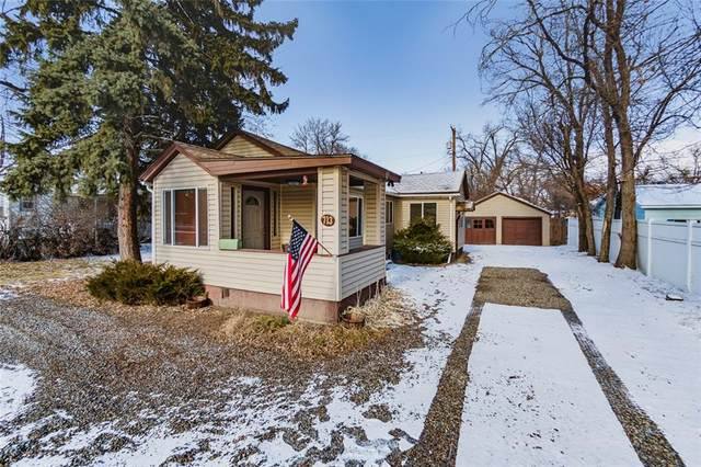 713 Broadwater Avenue, Billings, MT 59101 (MLS #302862) :: The Ashley Delp Team