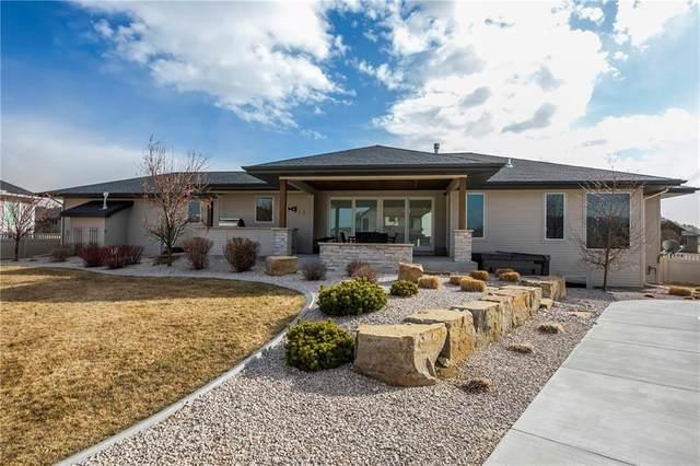 5825 Autumnwood Dr, Billings, MT 59106 (MLS #302915) :: Search Billings Real Estate Group