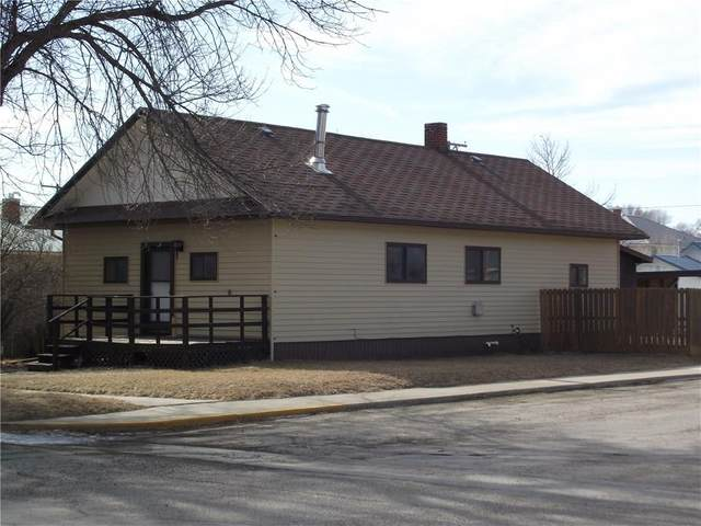 202 A Ave Se, Harlowton, MT 59036 (MLS #302999) :: Search Billings Real Estate Group