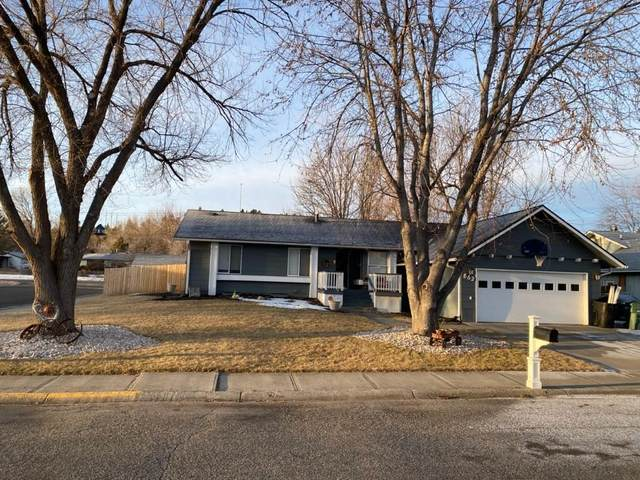 862 Sargeant At Arms Avenue, Billings, MT 59105 (MLS #303083) :: The Ashley Delp Team
