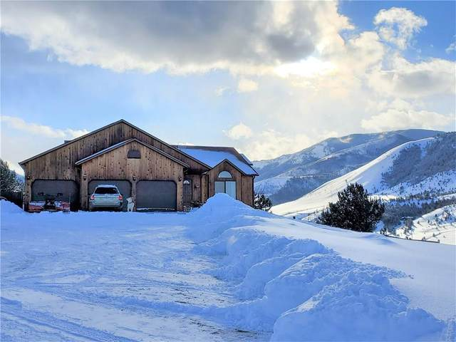 40 Sundance Road, Red Lodge, MT 59068 (MLS #303119) :: Search Billings Real Estate Group