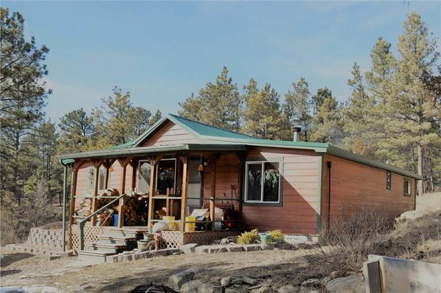 23 Harper Coulee Road, Roundup, MT 59072 (MLS #303162) :: The Ashley Delp Team