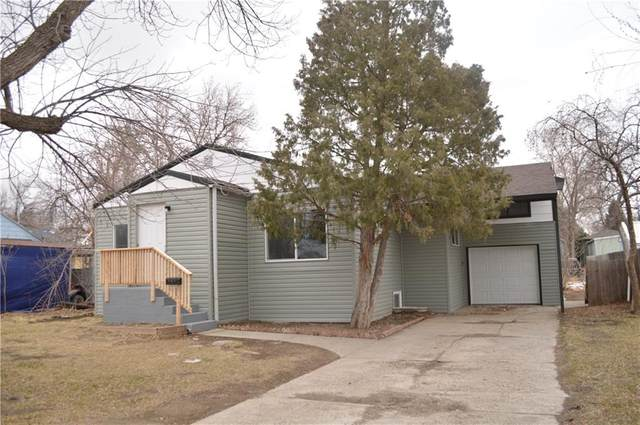 507 7th Avenue, Laurel, MT 59044 (MLS #303398) :: Search Billings Real Estate Group