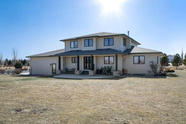 2375 Prairie Rose Cir, Laurel, MT 59044 (MLS #303488) :: Search Billings Real Estate Group