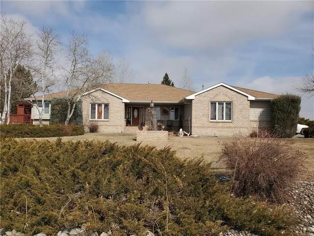 243 Rolling Hills, Billings, MT 59105 (MLS #303494) :: Search Billings Real Estate Group