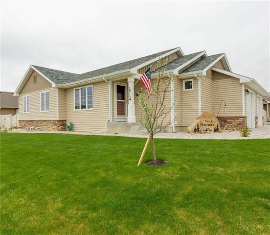 1714 E Castle Stone Square, Billings, MT 59106 (MLS #303682) :: MK Realty