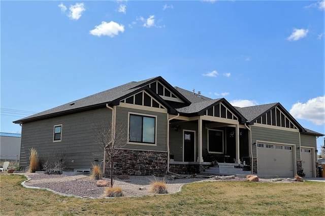 1626 Cinch Road, Billings, MT 59105 (MLS #303697) :: Search Billings Real Estate Group