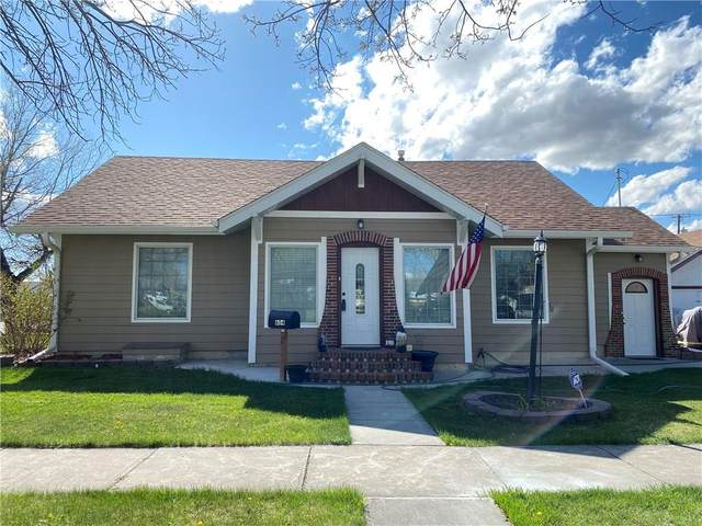 604 N Choteau, Hardin, MT 59034 (MLS #304066) :: The Ashley Delp Team