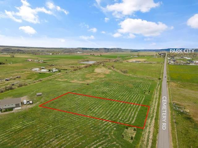 Lot 3 Cemetary Rd, Park City, MT 59063 (MLS #304225) :: Search Billings Real Estate Group