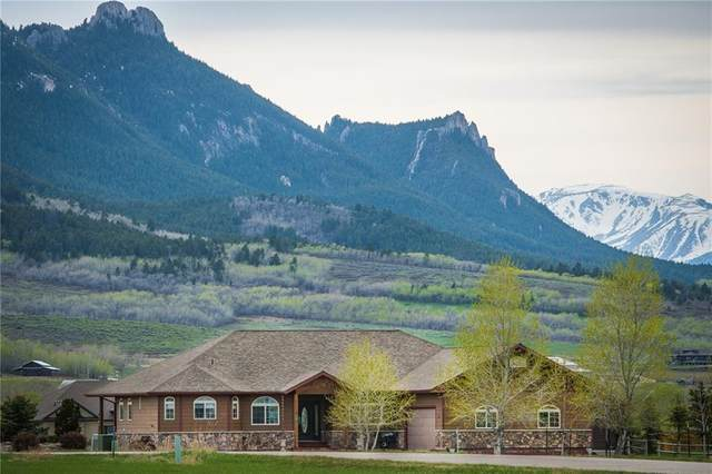 22 Grand View Drive, Red Lodge, MT 59068 (MLS #304240) :: MK Realty