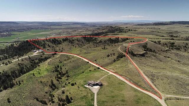 PARCELS 31-33 Shooters Bluff Trl, Huntley, MT 59037 (MLS #304253) :: Search Billings Real Estate Group