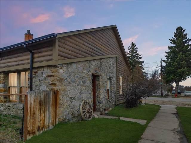 1 South Haggin Avenue, Red Lodge, MT 59068 (MLS #305314) :: MK Realty